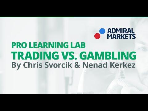 Pro Learning Lab: Trading vs. Gambling vs. Investing (January 15th, 2015)