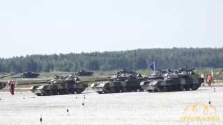 танцующие танки(http://journal-otechestvo.ru/tank-biathlon/ Танцующие танки перед 1-м в истории международным соревнованием по Танковому биатл..., 2014-08-04T21:06:55.000Z)