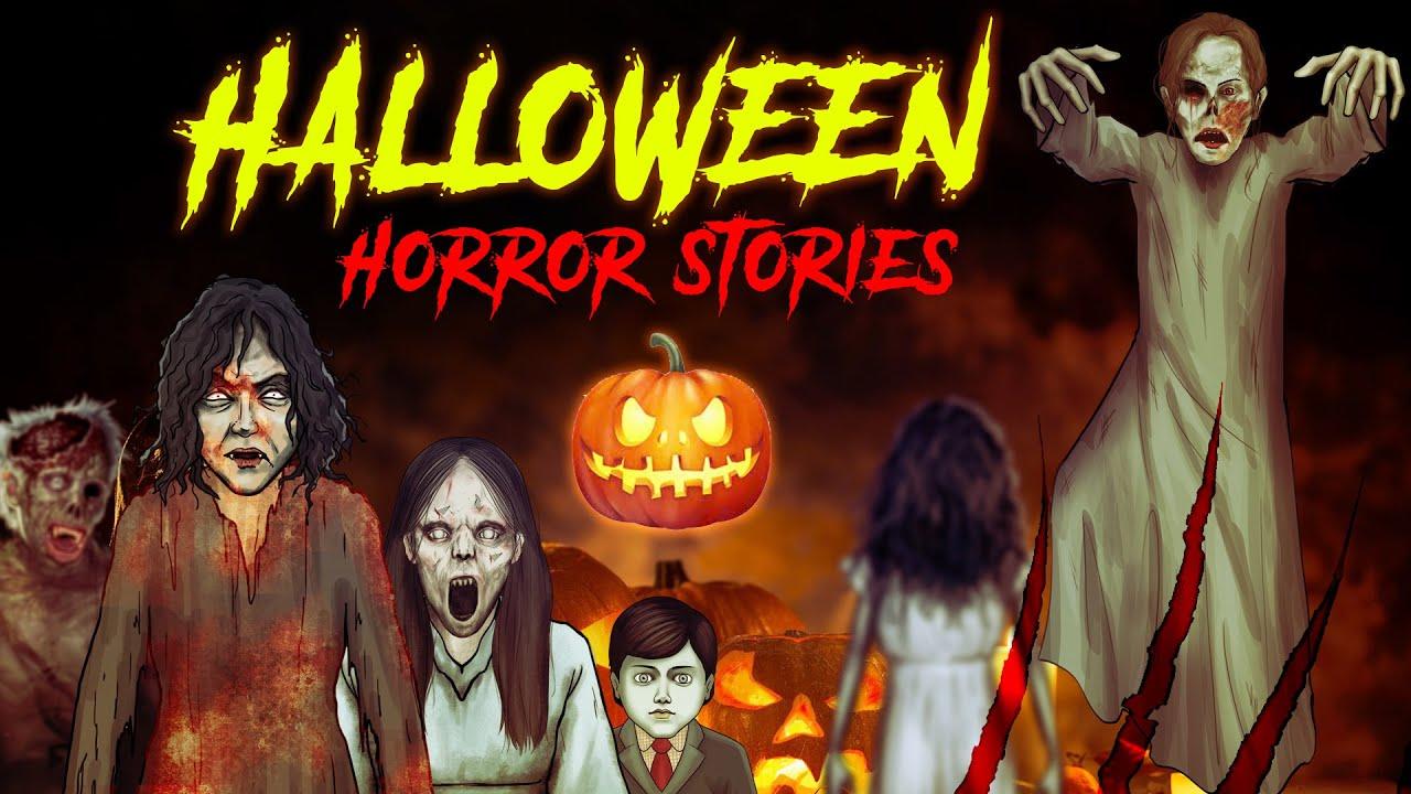 Halloween Horror Stories in Hindi | डरावनी कहानियाँ | Khooni Monday 🔥🔥🔥