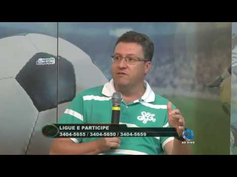 Programa Segunda Esportiva - 23/10/2017 (Completo)