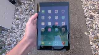 iPad Mini 2 (Retina) Drop Test
