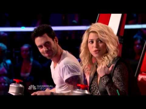 The Voice Audrey Karrasch-Price tag Full Audition