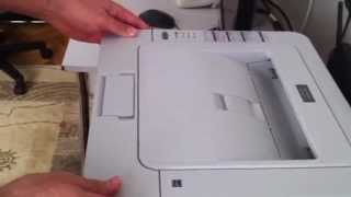Brother printer HL-2130 Toner reset