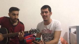 Berkay-gitmeseydin (cover)
