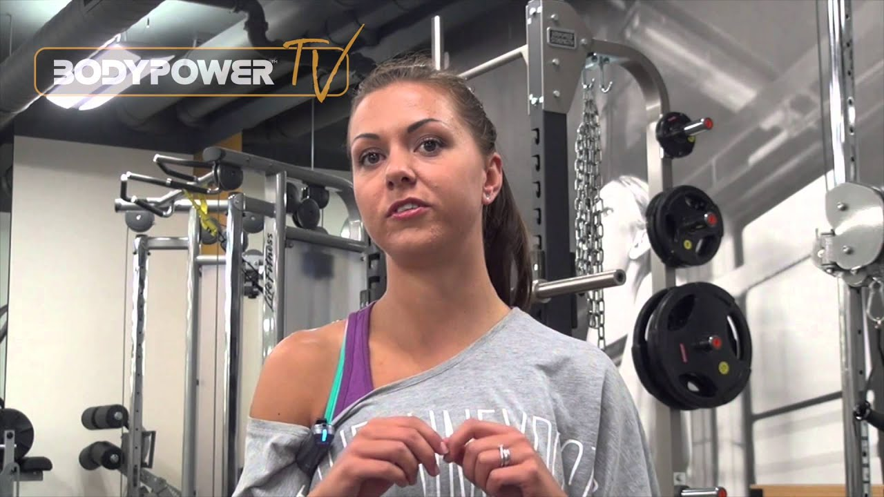 MELISSA HAYWOOD - FAT BURNING WORKOUT