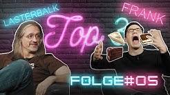 Frank lüftet das Käsekuchengeheimnis! | Top 3 | Folge #05 | Lasterbalk und Frank | Saltatio Mortis