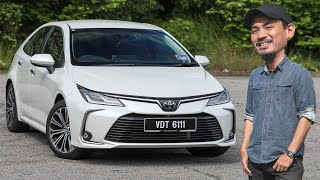 ULASAN VIDEO: Toyota Corolla 1.8L 2019 di Malaysia - dari RM128,888