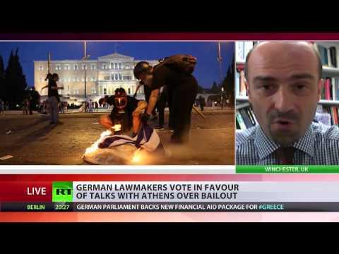 Richard Werner talks to RT International on Greece's bailout
