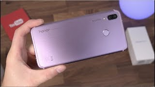 Honor Play Unboxing!
