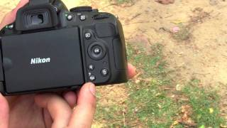 Nikon D5100 Unboxing quick Comparison with Canon 600d rebel t3i