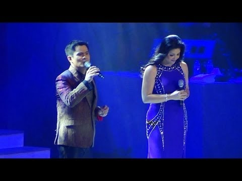 Regine Velasquez & Ogie Alcasid - The Lord Is Our Savior (25 I Write The Songs Concert)