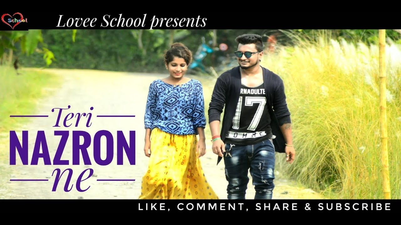 Teri nazron ne kuch aisa jadoo kiya |Hindi Song | Romantic Song |