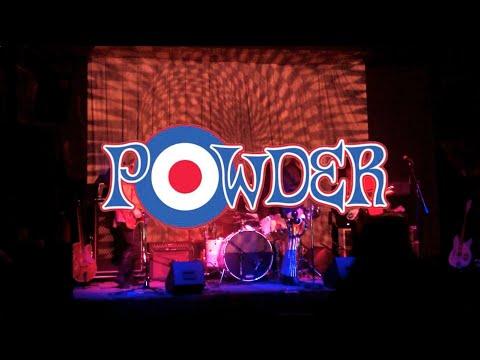 Powder at Brick & Mortar Music Hall, San Francisco California - 08/31/2014