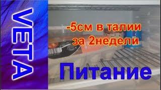"""История похудения VETA Видео 2 """"Питание"""""""