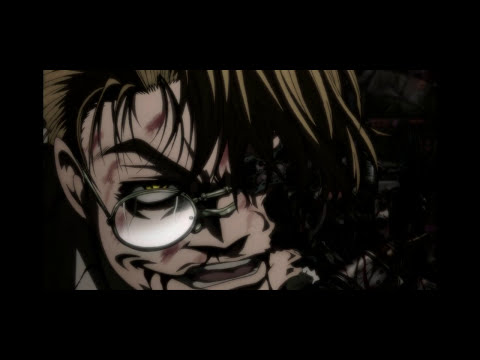 Hellsing Ultimate X (English Dub): The Major's Final Speech And Death