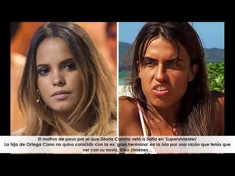 El motivo de peso por el que Gloria Camila vetó a Sofía en 'Supervivientes' thumbnail