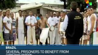 Brazil: Several Prisoners to Benefit from Christmas Pardon