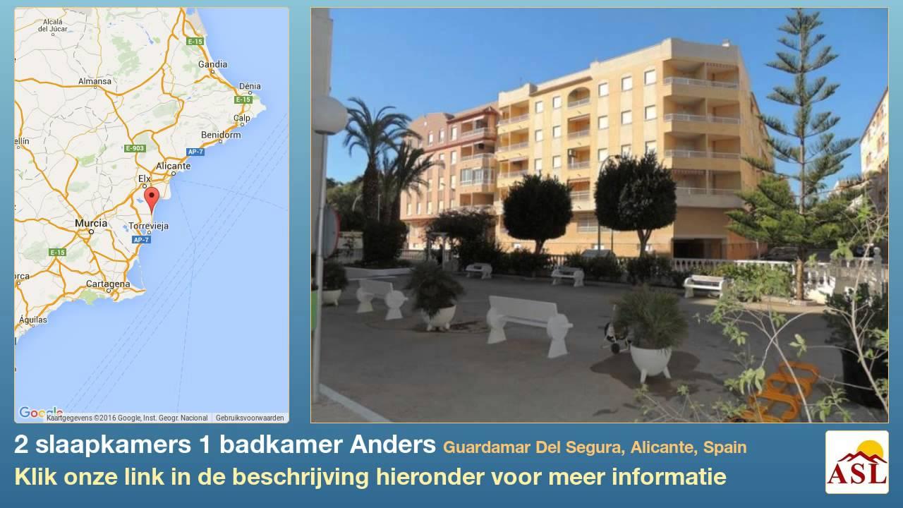 2 slaapkamers 1 badkamer Anders te Koop in Guardamar Del Segura ...