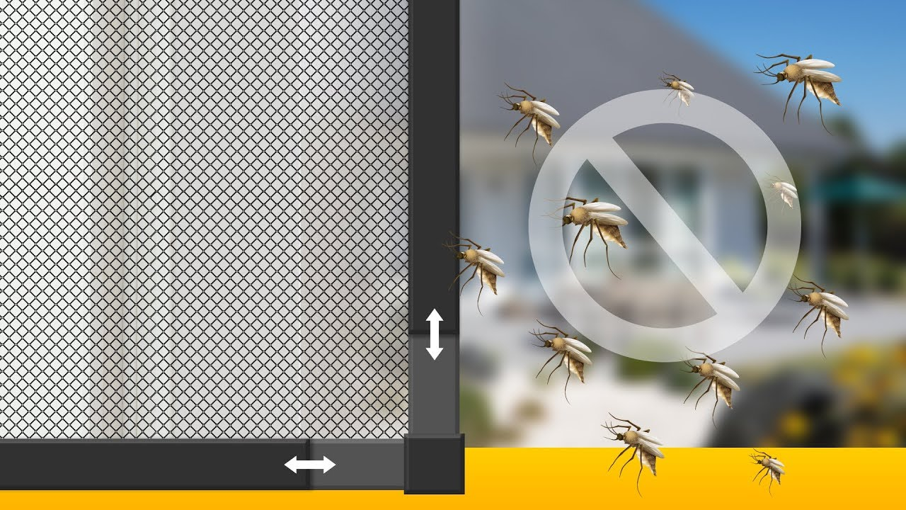 insektenschutz fenster telescope schellenberg youtube. Black Bedroom Furniture Sets. Home Design Ideas