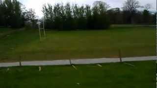 Westport House, County Mayo Zip Line 2012