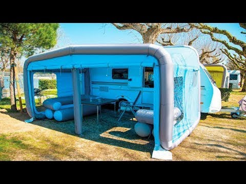 Thumbnail: 10 AWESOME CAMPING INVENTIONS