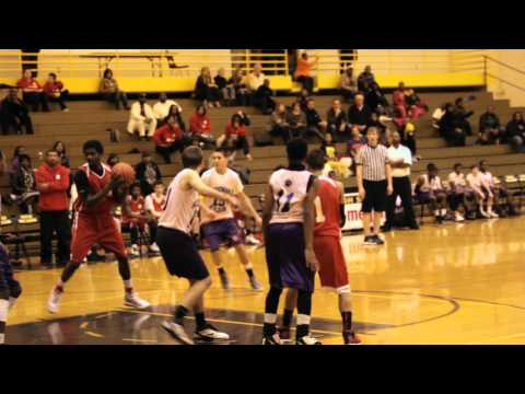 Force Basketball - 8th Grade Courthouse League - Feb 4th, 2012