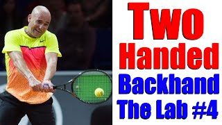 Video Tennis Two Handed Backhand Technique | The Lab #4 download MP3, 3GP, MP4, WEBM, AVI, FLV Juni 2018