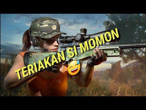 Si Momon Minang Kocak Kapten Terkampret - PUBG MOBILE INDONESIA