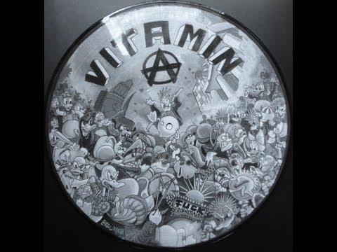 Vitamin A – Anarchie In Disneyland LP Compilation(80-82)