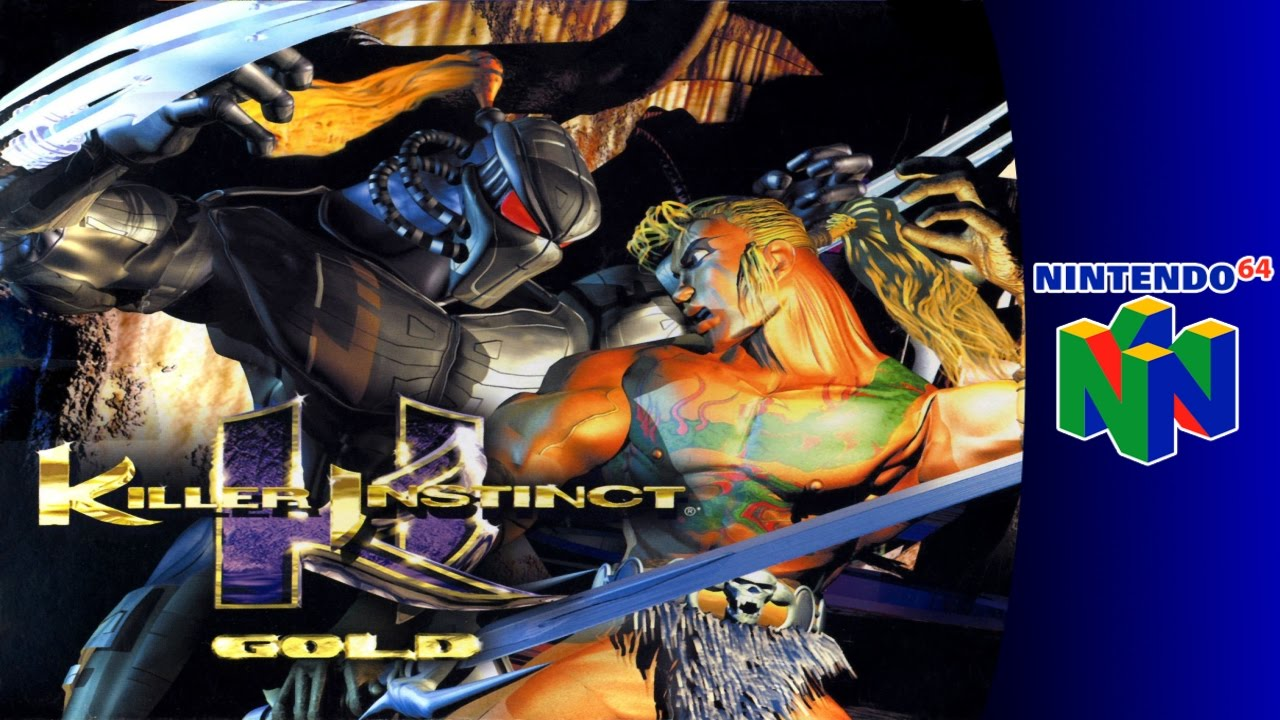 Image result for killer instinct gold