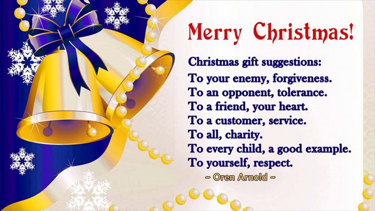 Christmas Poem.Short Christmas Poems