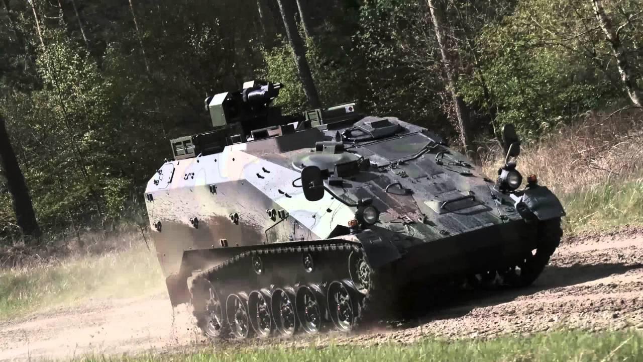 Veículo LRV Weasel 2 – Rheinmetall
