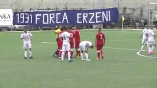 Erzeni 1-0 Korabi 3/10/2015 Video