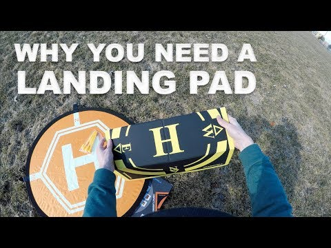 Do You Need A Landing Pad for your Drone?