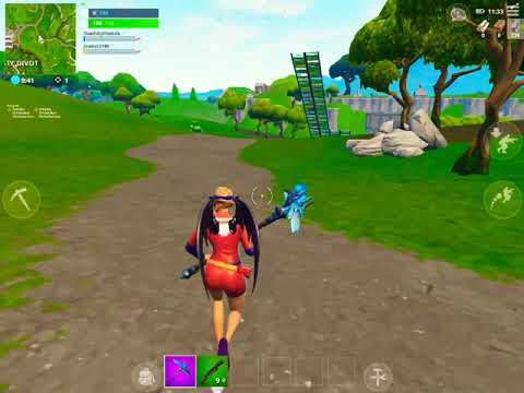 How to bhop in Fortnite
