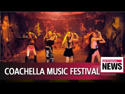 Korean artists Black Pink, Hyukoh, Jambinai to perform at Coachella Valley Music and Arts Festival Mp3
