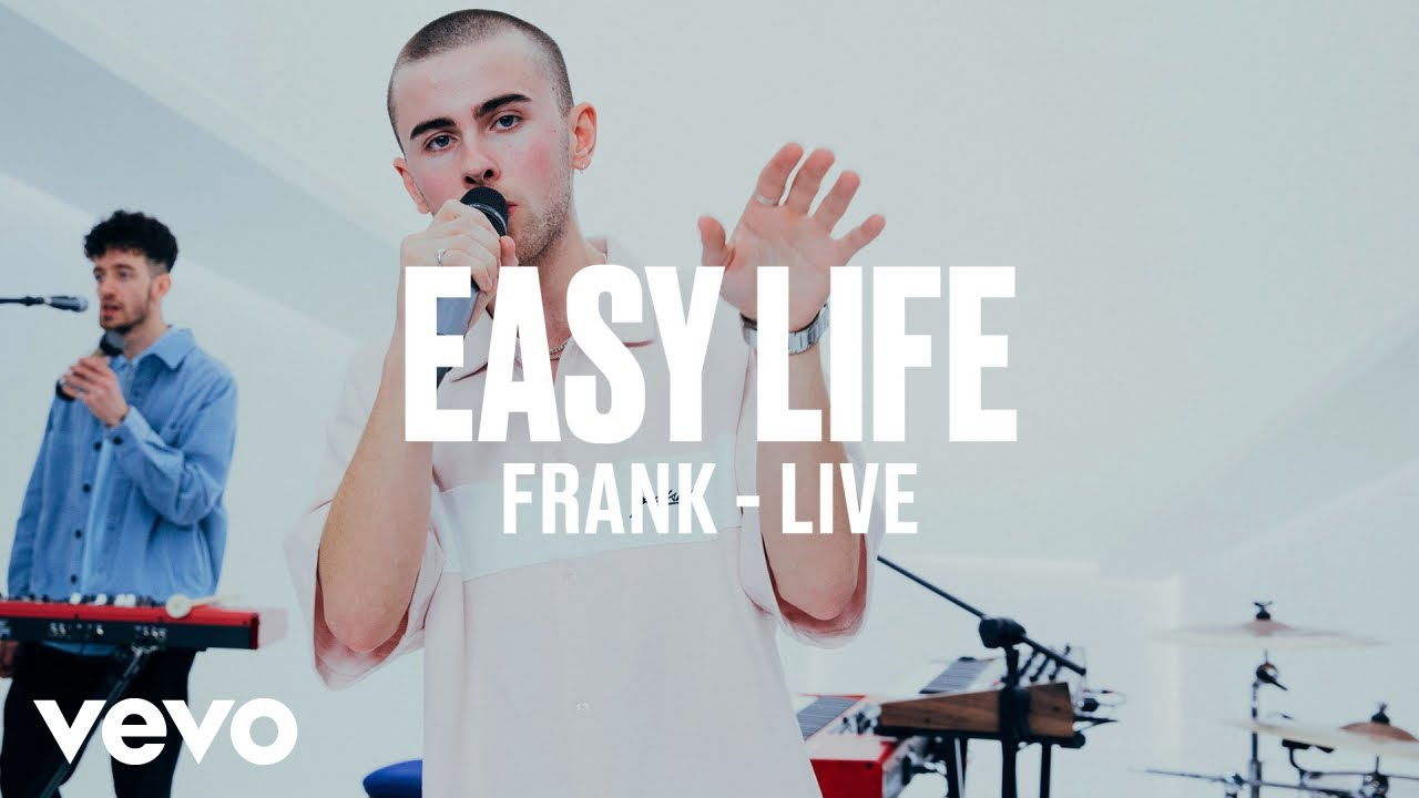 Easy Life - Frank (Live) | Vevo DSCVR ARTISTS TO WATCH 2019