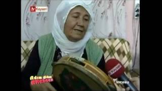 KAYSERi  iNCESU - KADINLAR TÜRKÜ SÖYLÜYOR-