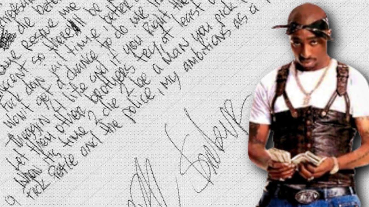 2Pac – Ambitionz Az a Ridah Lyrics | Genius Lyrics