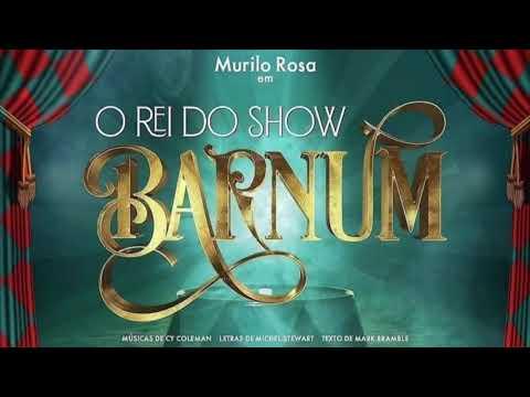 """Conheça o elenco do musical """"Barnum - O Rei do Show - Montagem Brasil - 2021"""