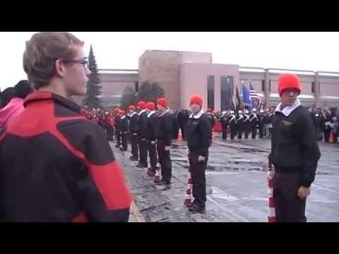 WI National Guard Challenge Academy, Class 31 Graduation 1