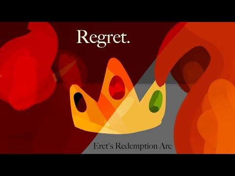 Regret- Eret's Redemption Arc- Original Song [Dream SMP]