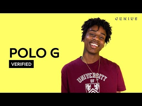 """Polo G """"Finer Things"""" Official Lyrics & Meaning 