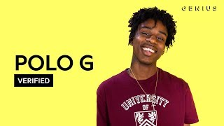 """Polo G """"Finer Things""""  Lyrics & Meaning 