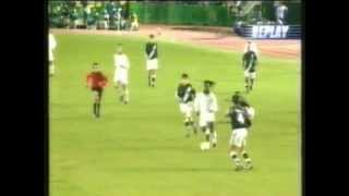 Final de la Copa Intercontinental 98. Real Madrid-Vasco de Gama