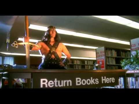 Der Bibliothekar Film