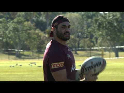 Maroons out to avoid a whitewash