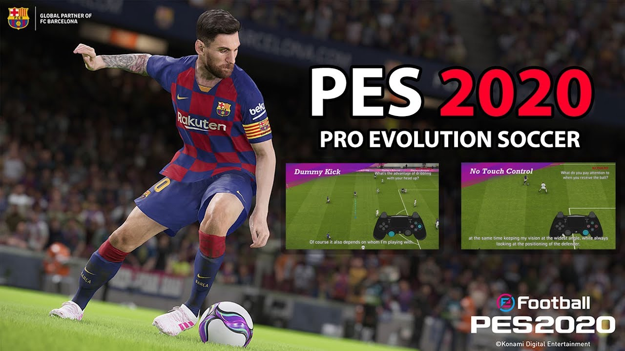 ▷ PES 2020: How to Skill controls for PS4 and Xbox One