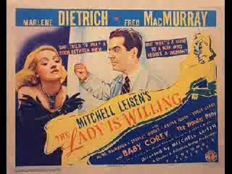 The Lady is Willing is listed (or ranked) 11 on the list The Best Fred MacMurray Movies