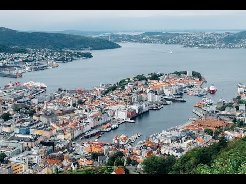Bergen, Hordaland, Norway - virtual tour